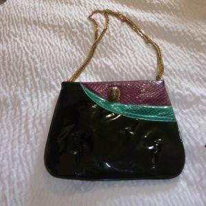 Vtg handbag purse Ruth Saltz